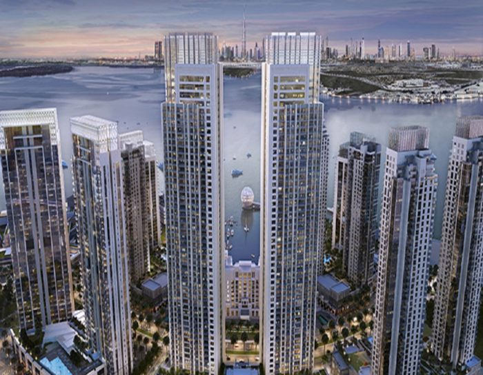 emaar off plan prices