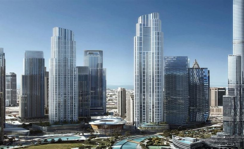 downtown dubai off plan