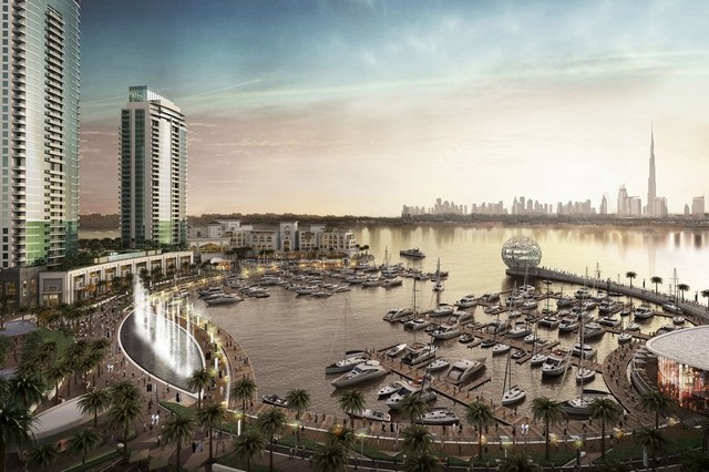 off-plan properties in dubai creek harbour