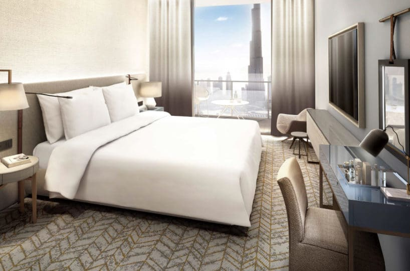 dubai mall vida residences