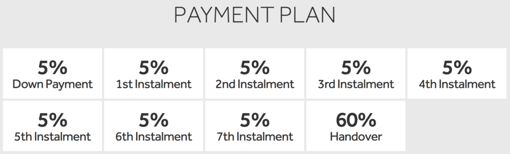 Mudon Views Payment Plan