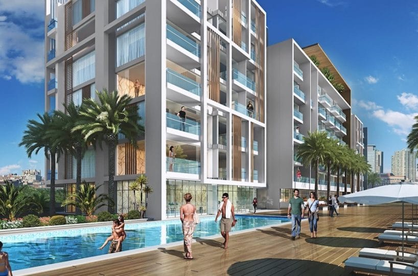 Azizi Development Riviera Project
