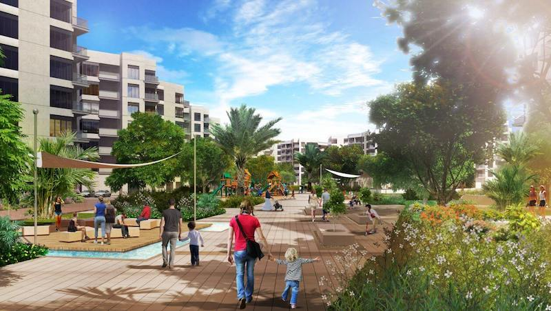 Dubai south off plan projects