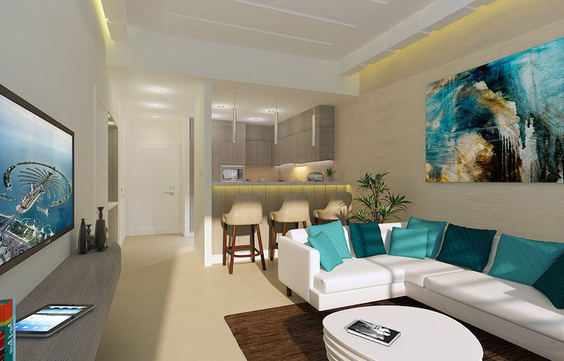 7 residences the palm
