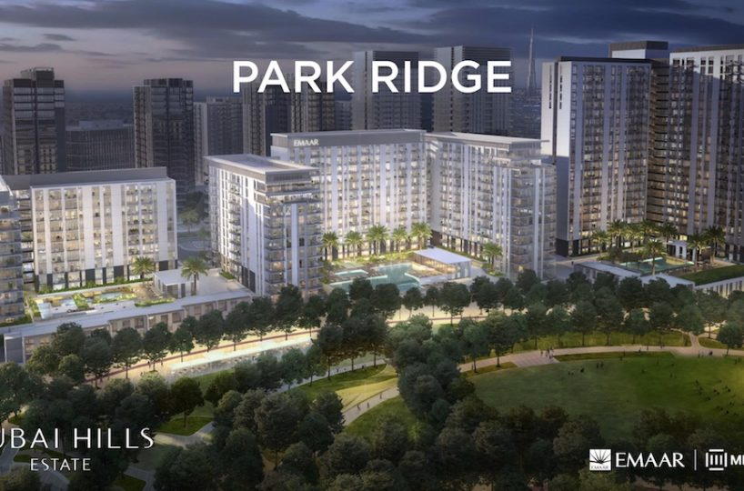 Park Ridge Emaar Project Off plan