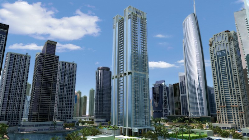 mbl tower mag property development