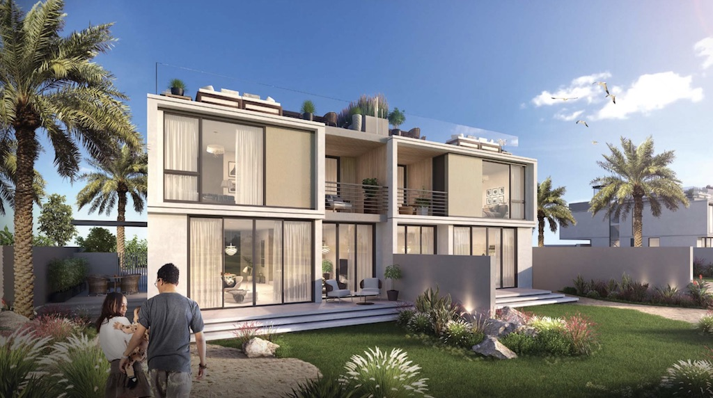Club Villas In Dubai Hills Estate Emaar Off Plan Property