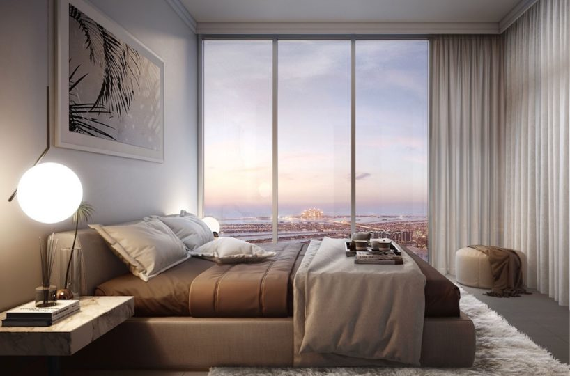 Emaar Beachfront Off Plan Project