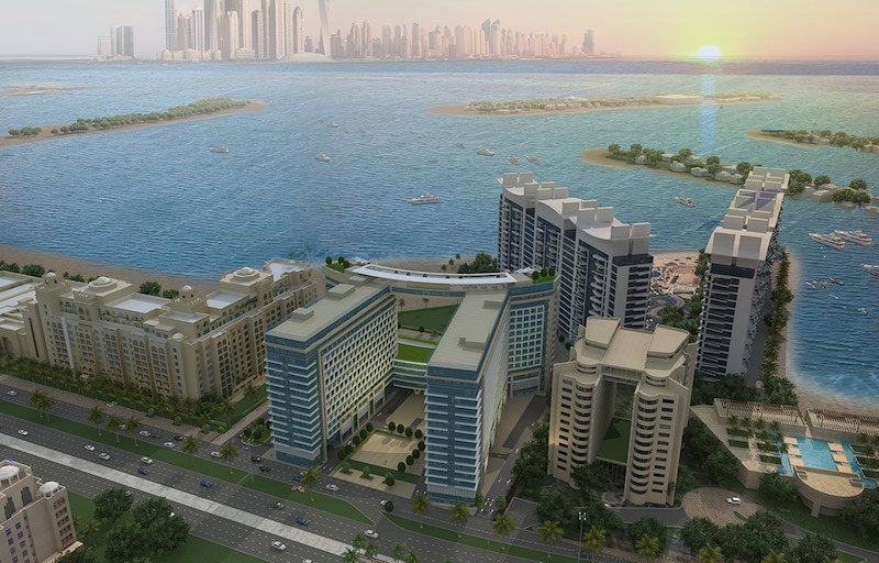 Seven Residences on Palm Jumeirah by Seven Tides | Off Plan Property